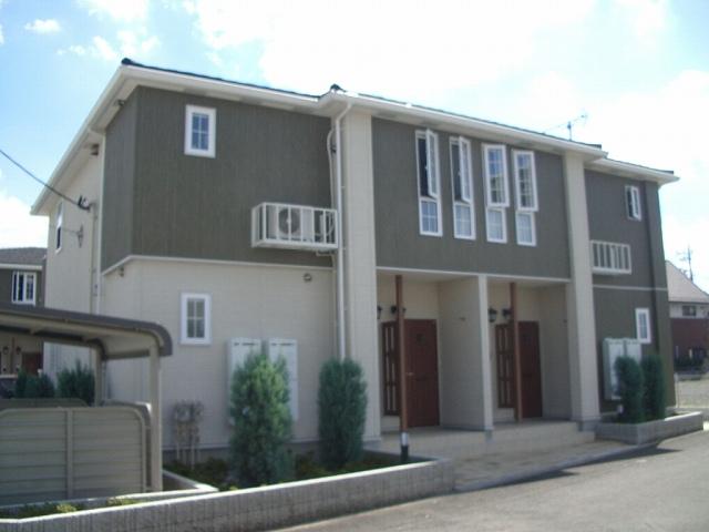 埼玉県川越市、南古谷駅徒歩7分の築6年 2階建の賃貸アパート