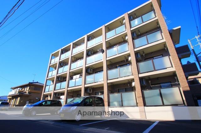 埼玉県入間郡三芳町、みずほ台駅徒歩25分の築7年 4階建の賃貸マンション