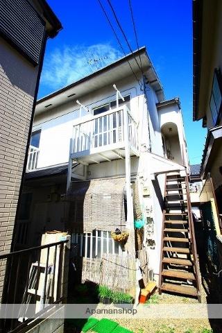 埼玉県富士見市、鶴瀬駅徒歩14分の築23年 2階建の賃貸アパート