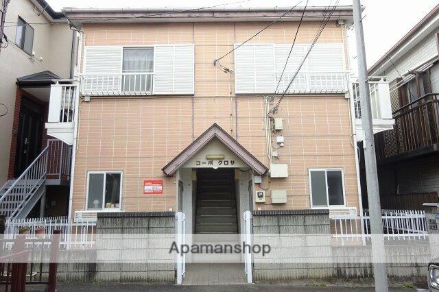 埼玉県富士見市、みずほ台駅徒歩25分の築32年 2階建の賃貸アパート