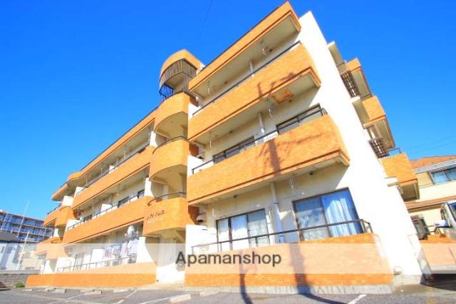 埼玉県富士見市、みずほ台駅徒歩23分の築28年 3階建の賃貸マンション