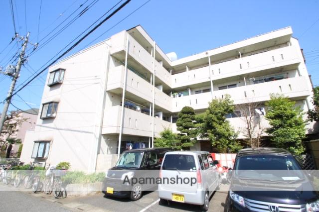 埼玉県新座市、新座駅徒歩15分の築29年 4階建の賃貸マンション