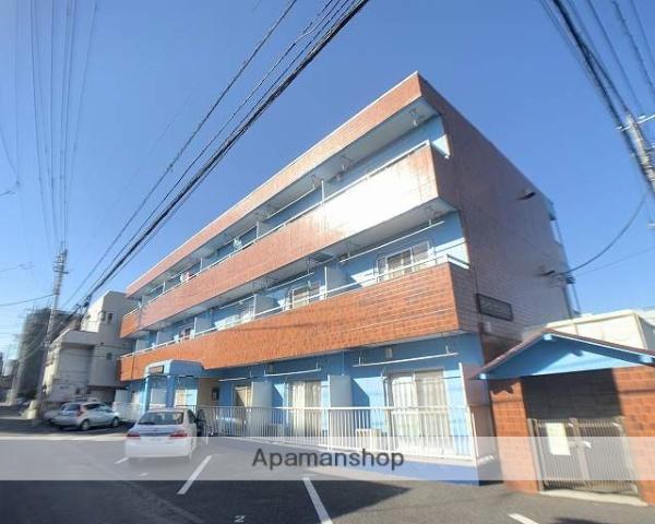 埼玉県新座市、新座駅徒歩22分の築28年 3階建の賃貸マンション
