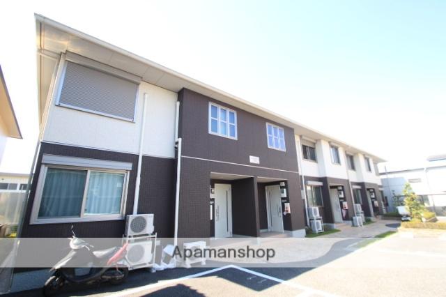 埼玉県志木市、朝霞台駅徒歩52分の築5年 2階建の賃貸アパート