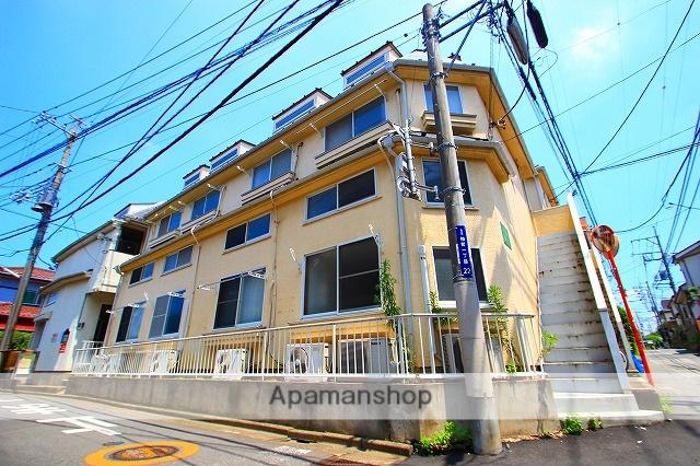 埼玉県志木市、志木駅徒歩15分の築27年 2階建の賃貸アパート
