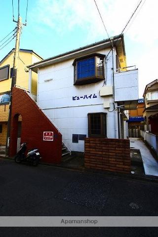 埼玉県ふじみ野市、鶴瀬駅徒歩30分の築41年 2階建の賃貸アパート