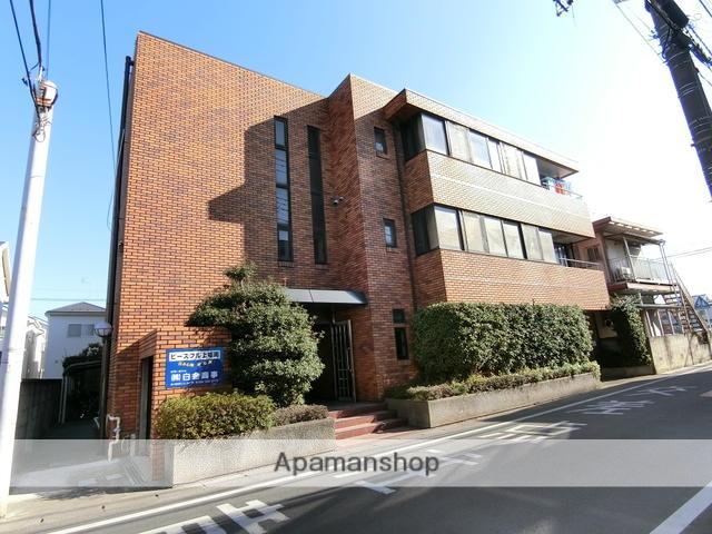 埼玉県川越市、上福岡駅徒歩12分の築27年 4階建の賃貸マンション