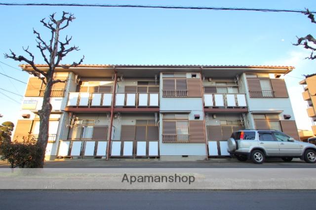 埼玉県富士見市、みずほ台駅徒歩13分の築31年 2階建の賃貸アパート