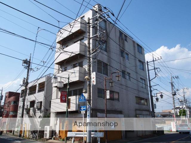 埼玉県富士見市、みずほ台駅徒歩20分の築31年 5階建の賃貸マンション