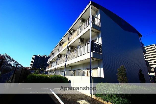 埼玉県富士見市、ふじみ野駅徒歩2分の築10年 3階建の賃貸マンション