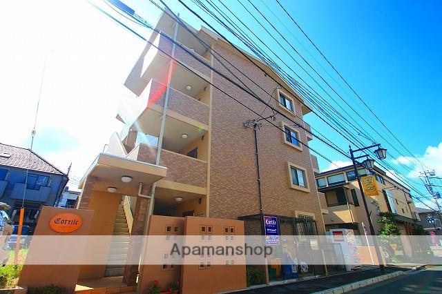 埼玉県富士見市、柳瀬川駅徒歩31分の築7年 4階建の賃貸マンション