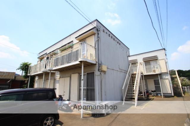 埼玉県新座市、新座駅徒歩9分の築32年 2階建の賃貸アパート