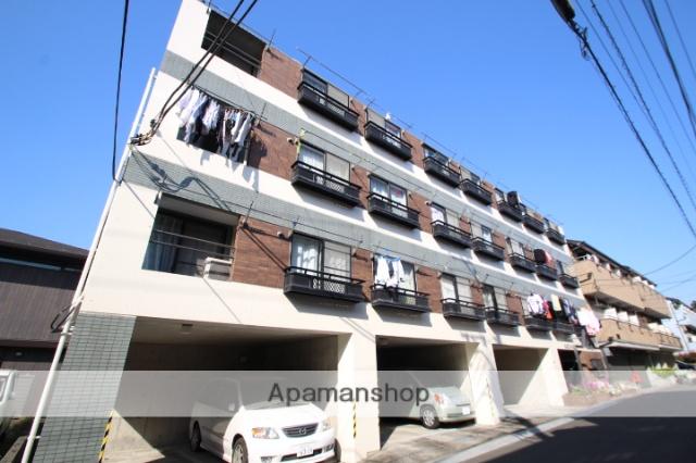 埼玉県朝霞市、北朝霞駅徒歩17分の築16年 4階建の賃貸マンション