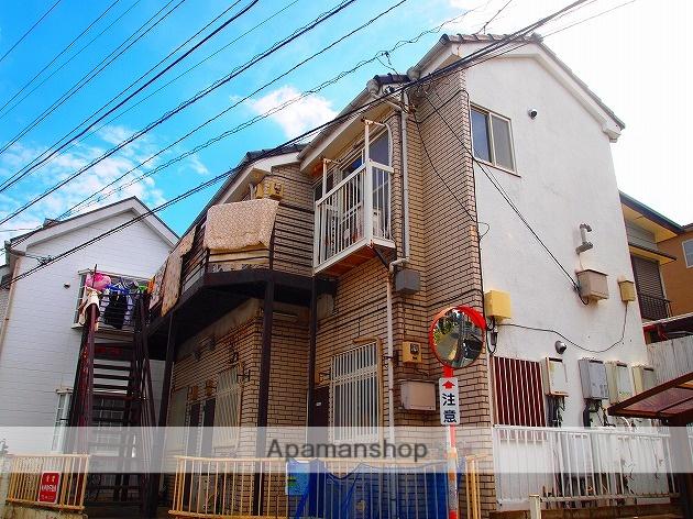 埼玉県ふじみ野市、ふじみ野駅徒歩13分の築28年 2階建の賃貸アパート