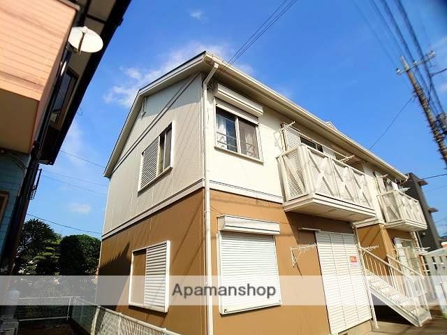 埼玉県川越市、新河岸駅徒歩7分の築24年 2階建の賃貸アパート