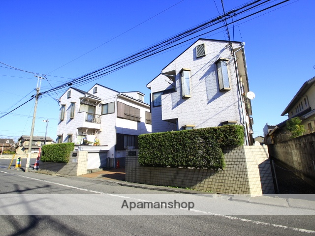埼玉県川越市、上福岡駅徒歩38分の築26年 2階建の賃貸アパート