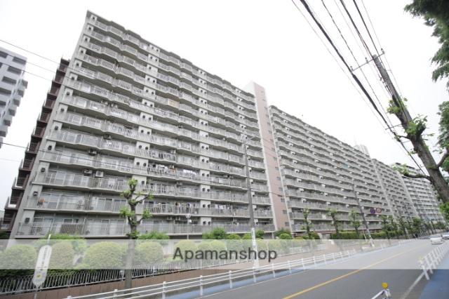 埼玉県志木市、北朝霞駅徒歩19分の築42年 14階建の賃貸マンション