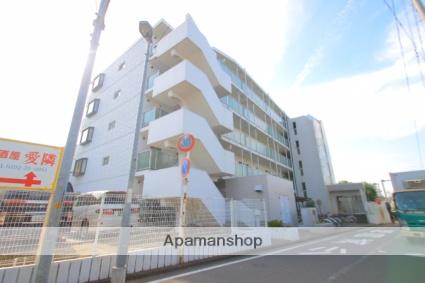 埼玉県入間郡三芳町、志木駅徒歩45分の築31年 5階建の賃貸マンション