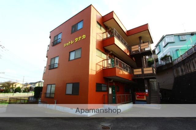 埼玉県富士見市、みずほ台駅徒歩14分の築29年 3階建の賃貸マンション