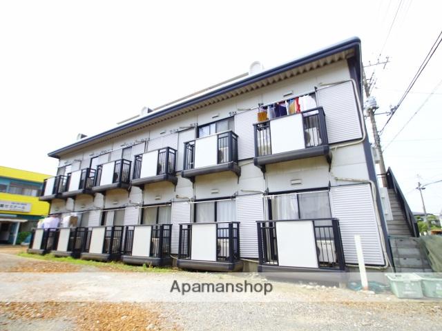埼玉県朝霞市、朝霞駅徒歩9分の築23年 2階建の賃貸アパート