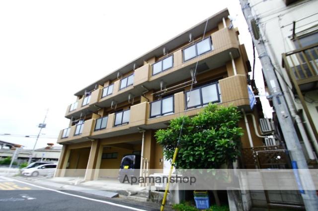 埼玉県富士見市、柳瀬川駅徒歩25分の築15年 3階建の賃貸マンション