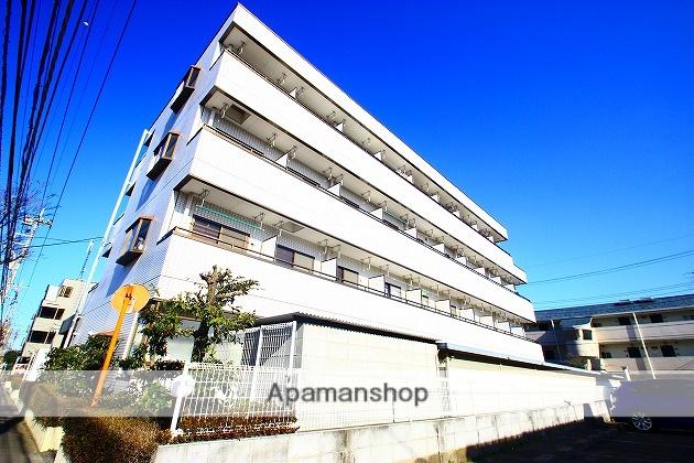 埼玉県ふじみ野市、上福岡駅徒歩15分の築25年 4階建の賃貸マンション