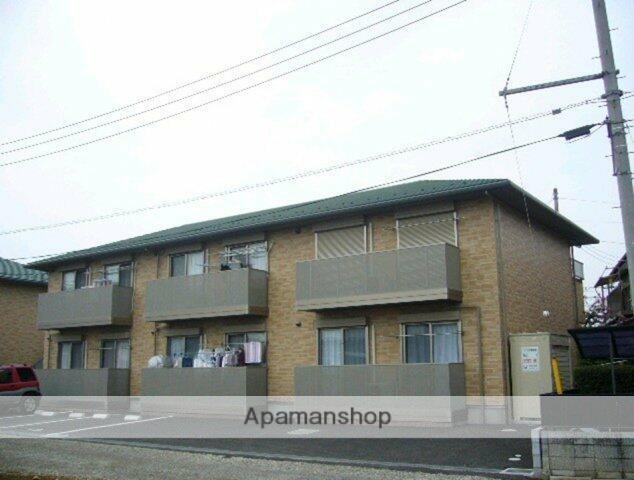 埼玉県川越市、新河岸駅徒歩23分の築10年 2階建の賃貸アパート