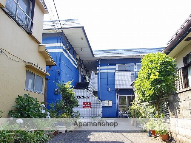 埼玉県川越市、上福岡駅徒歩8分の築28年 2階建の賃貸アパート