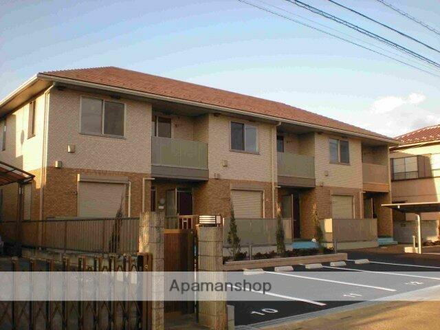 埼玉県川越市、南古谷駅徒歩9分の築8年 2階建の賃貸アパート