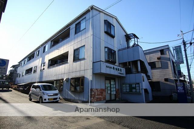 埼玉県川越市、新河岸駅徒歩3分の築13年 3階建の賃貸マンション