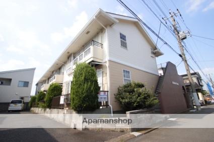 埼玉県川越市、ふじみ野駅徒歩35分の築28年 2階建の賃貸アパート