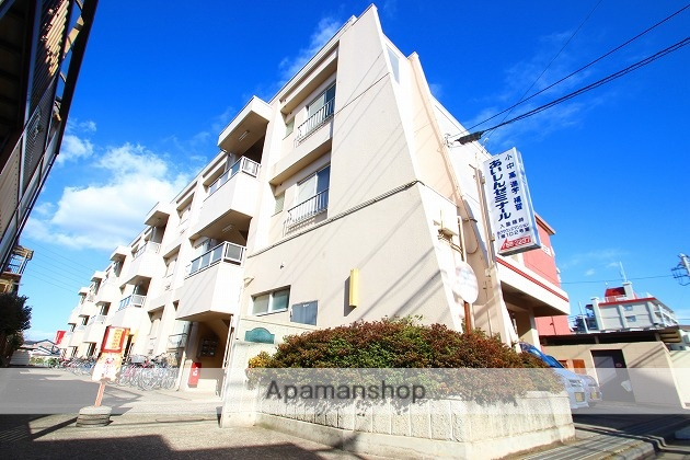 埼玉県入間郡三芳町、みずほ台駅徒歩35分の築29年 3階建の賃貸マンション