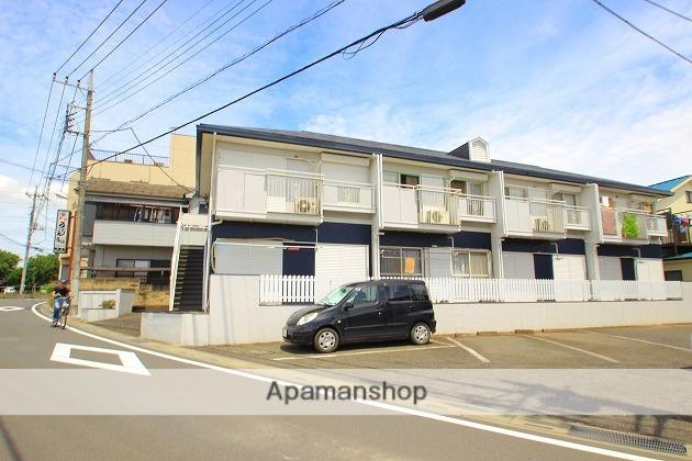 埼玉県富士見市、みずほ台駅徒歩14分の築27年 2階建の賃貸アパート