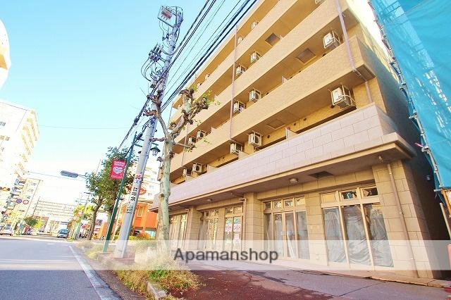 埼玉県富士見市、柳瀬川駅徒歩22分の築6年 5階建の賃貸マンション
