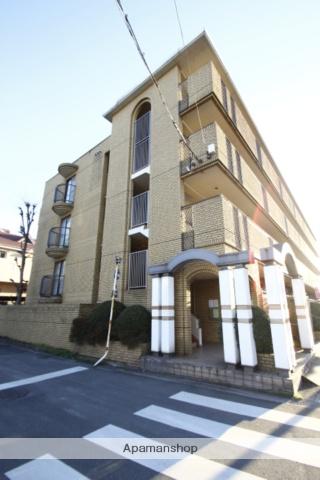 埼玉県川越市、上福岡駅徒歩8分の築29年 4階建の賃貸マンション