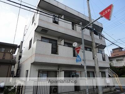埼玉県川越市、ふじみ野駅徒歩38分の築25年 3階建の賃貸マンション