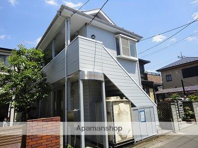 埼玉県川越市、上福岡駅徒歩14分の築31年 2階建の賃貸アパート