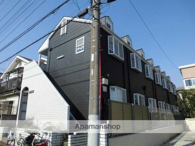 埼玉県川越市、上福岡駅徒歩27分の築26年 2階建の賃貸アパート
