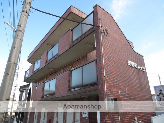 埼玉県川越市、上福岡駅徒歩16分の築27年 3階建の賃貸マンション