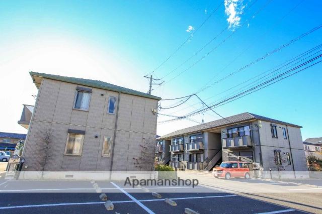 埼玉県川越市、上福岡駅徒歩20分の築14年 2階建の賃貸アパート