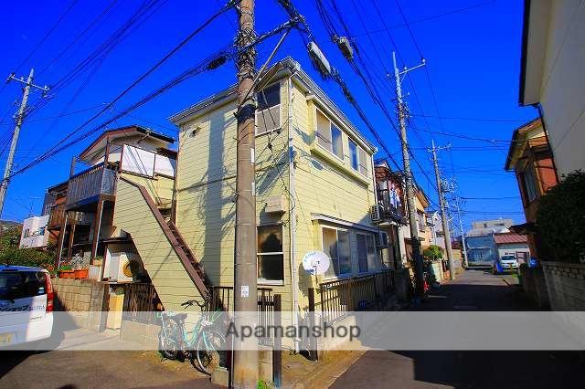 埼玉県入間郡三芳町、みずほ台駅徒歩31分の築26年 2階建の賃貸アパート