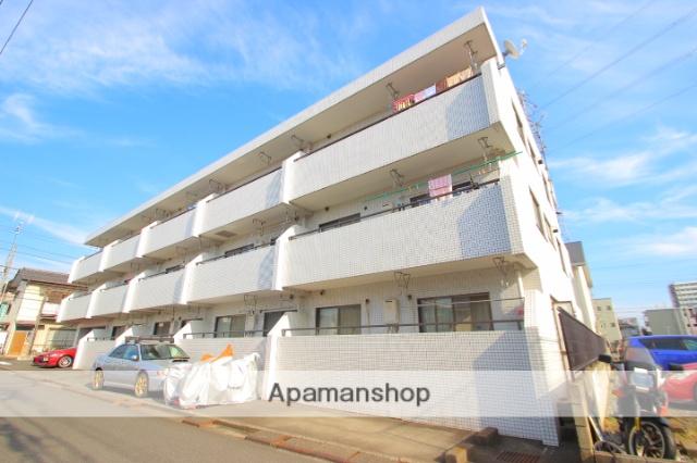 埼玉県富士見市、柳瀬川駅徒歩30分の築29年 3階建の賃貸マンション