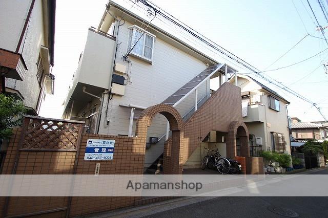 埼玉県新座市、新座駅徒歩28分の築29年 2階建の賃貸アパート