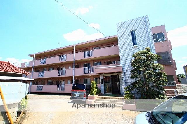埼玉県新座市、新座駅徒歩9分の築30年 3階建の賃貸マンション