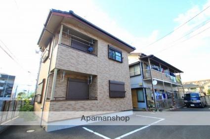 埼玉県新座市、新座駅徒歩21分の築13年 2階建の賃貸アパート