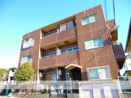 埼玉県富士見市、みずほ台駅徒歩6分の築30年 3階建の賃貸マンション