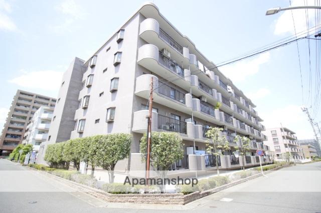 埼玉県富士見市、鶴瀬駅徒歩30分の築19年 5階建の賃貸マンション