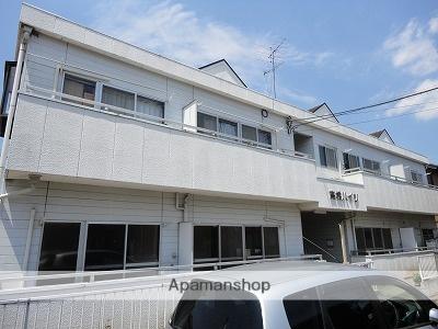 埼玉県川越市、上福岡駅徒歩30分の築41年 3階建の賃貸マンション