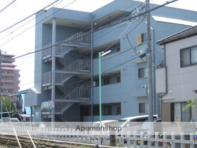 埼玉県川越市、上福岡駅徒歩20分の築7年 4階建の賃貸マンション
