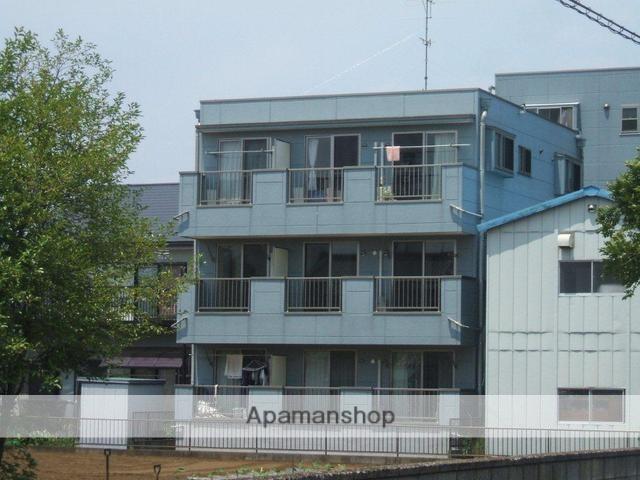 埼玉県川越市、南古谷駅徒歩35分の築10年 3階建の賃貸マンション